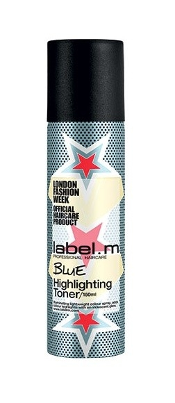 Label.m Blue Highlighting Toner 150 ml