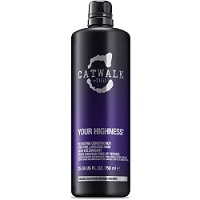 Blond vlasy  TIGI Catwalk Your Highness Elevating Conditioner 750 ml