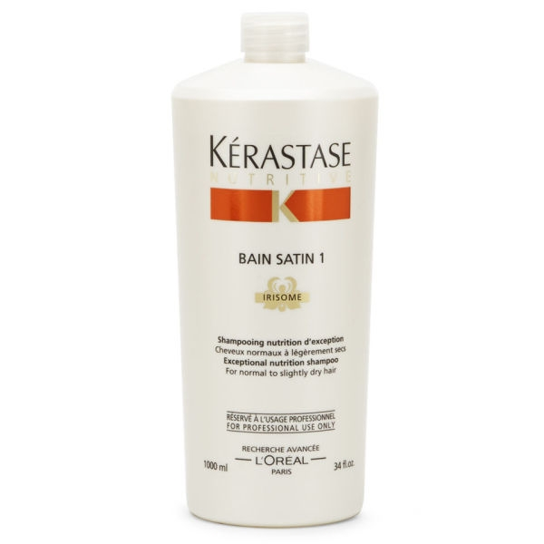 Kérastase Nutritive Bain Satin Irisome 1 1000 ml
