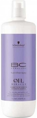 Schwarzkopf Professional BC Bonacure Oil Miracle Barbary Fig Oil Shampoo 1000 ml