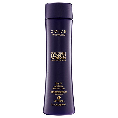 Melírované vlasy Alterna Caviar Brightening Blonde Conditioner 250 ml