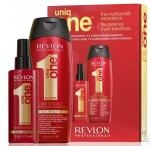 REVLON Revlon Uniq One Shampoo 300 ml + Treatment 150 ml darčeková sada