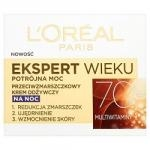 Pleťová kosmetika L'Oréal Paris Expert Age 70+ Specialist Night Cream 50 ml