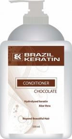 BK BRAZÍLSKY KERATÍN BK Brazil Keratin Chocolate Conditioner 500 ml