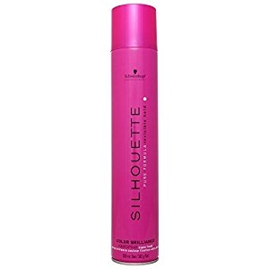Schwarzkopf Professional Silhouette Color Brilliance Hairspray Super Hold 300 ml