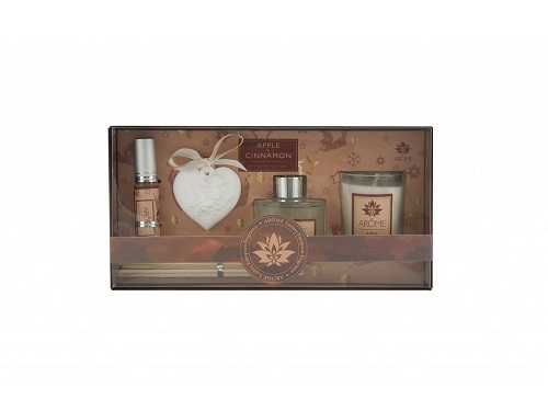 Arôme Apple & Cinnamon Gift Set