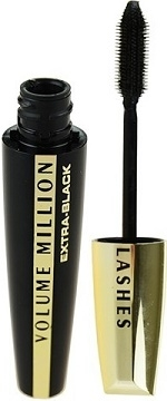 Dekoratívna kozmetika Loreal Paris Volume Million Lashes Extra Black Mascara riasenka 9 ml