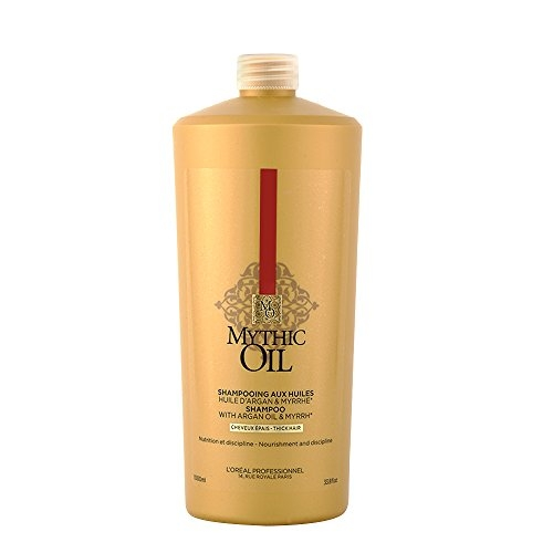 Mythic Oil L'Oréal Professionnel Mythic Oil Shampoo For Thick Hair 1000 ml
