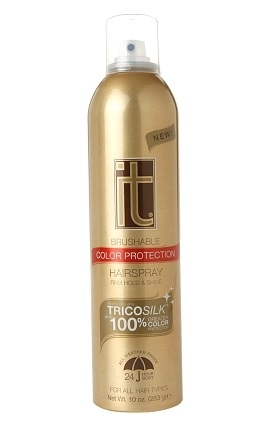FREEZE IT Freeze It Color Protection Hair Spray ochrana farby 283 g