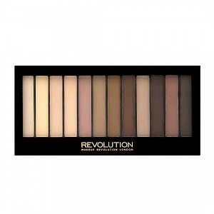 Revolution Makeup Revolution Eyeshadow Redemption Palette Essential Mattes 2 12 g