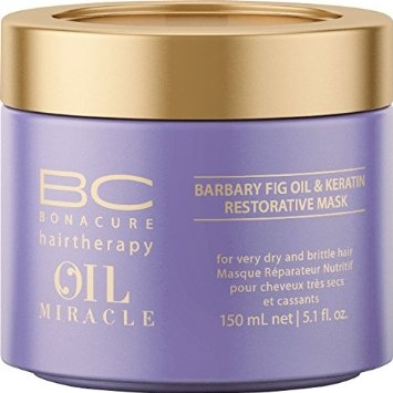 BC Bonacure Schwarzkopf Professional BC Bonacure Oil Miracle Barbary Fig Oil & Keratin Mask 150 ml