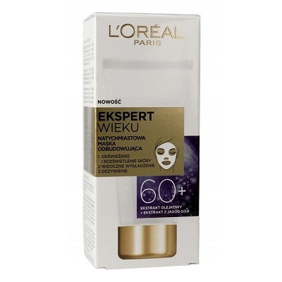 Pleťová kosmetika L'Oréal Paris Expert Age 60+ Cream Mask 50 ml