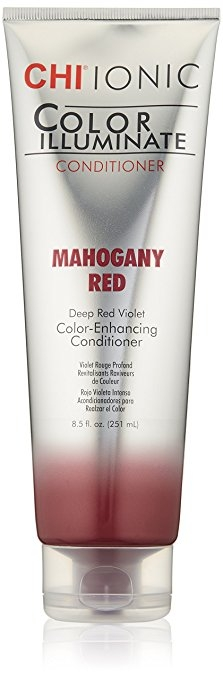 FAROUK SYSTEMS Farouk Chi Color Illuminate Conditioner Mahogany Red 251 ml