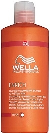 Wella Professionals Enrich Shampoo Coarse 500 ml