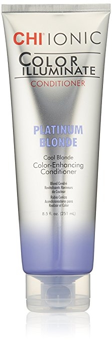 Blond vlasy Farouk Chi Color Illuminate Conditioner Platinum Blonde 251 ml