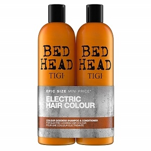 TIGI TIGI Bed Head Colour Goddess Shampoo 750 ml & Conditioner 750 ml dárková sada