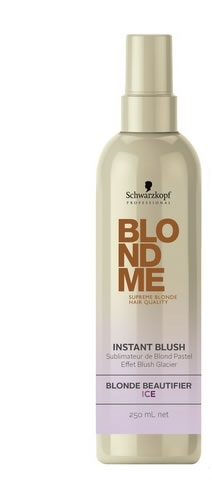 Blondme Schwarzkopf Professional Blondme Instant Blush Ice 250 ml