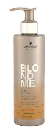 Blondme Schwarzkopf Professional Blondme Apricot Blush Wash 250 ml