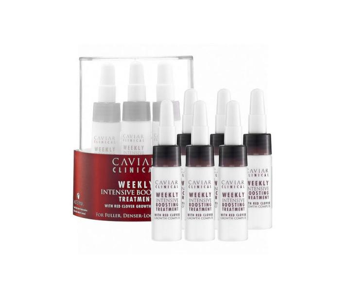 Padanie vlasov Alterna Caviar Clinical Weekly Intensive Boosting Treatment 6 x 6,7 ml