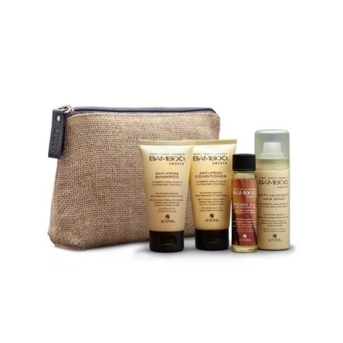 Suché vlasy Alterna Bamboo Smooth On-The-Go Kit cestovná sada