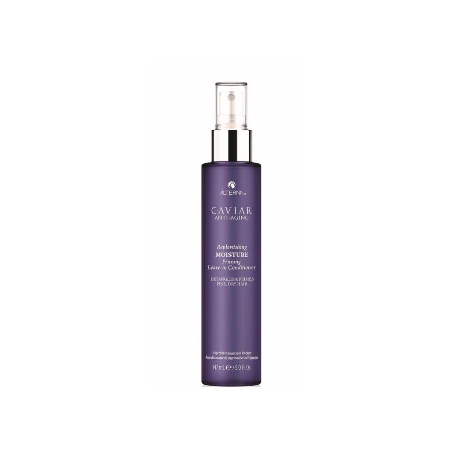 Poškodené vlasy Alterna Caviar Anti-Aging Replenishing Moisture Priming Leave-In Conditioner 147 ml