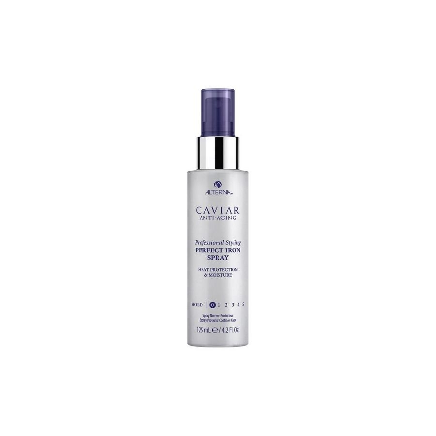 Žehlenie vlasov Alterna Caviar Anti-Aging Professional Styling Perfect Iron Spray 125 ml