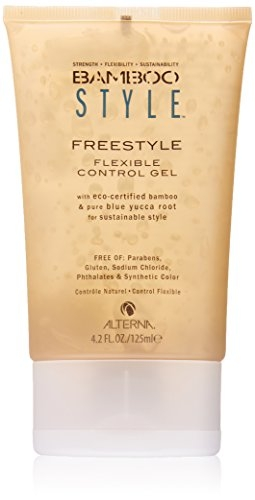 Styling Alterna Bamboo Style Freestyle Flexible Control Gel 125 ml