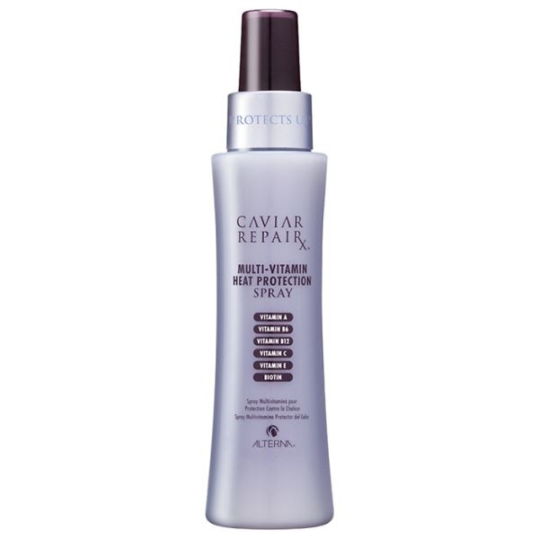 Melírované vlasy Alterna Caviar Repair Multi-Vitamin Heat Protection Spray 125 ml