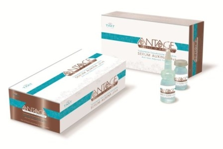 TMT Antage Argan Oil Keratin Serum Auxina Plus sérum proti padaniu vlasov 10 x 10 ml