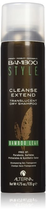 Styling Alterna Bamboo Style Cleanse Extend Translucent Dry Shampoo Bamboo Leaf 150 ml