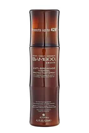 Suché vlasy Alterna Bamboo Smooth Anti-Breakage Thermal Protectant 125 ml