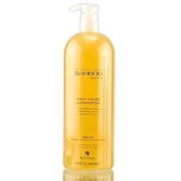 ALTERNA Alterna Bamboo Smooth Anti-Frizz Shampoo 1000 ml