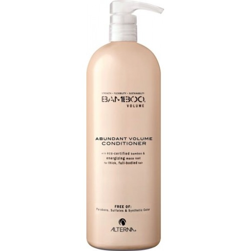 ALTERNA Alterna Bamboo Volume Abundant Volume Conditioner 1000 ml
