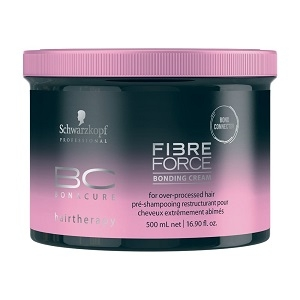 BC Bonacure Schwarzkopf Professional BC Bonacure Fibre Force Bonding Cream 500 ml