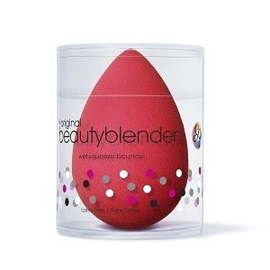 BEAUTYBLENDER®  Beautyblender® Red Carpet Rot hubka na make-up červená 1ks