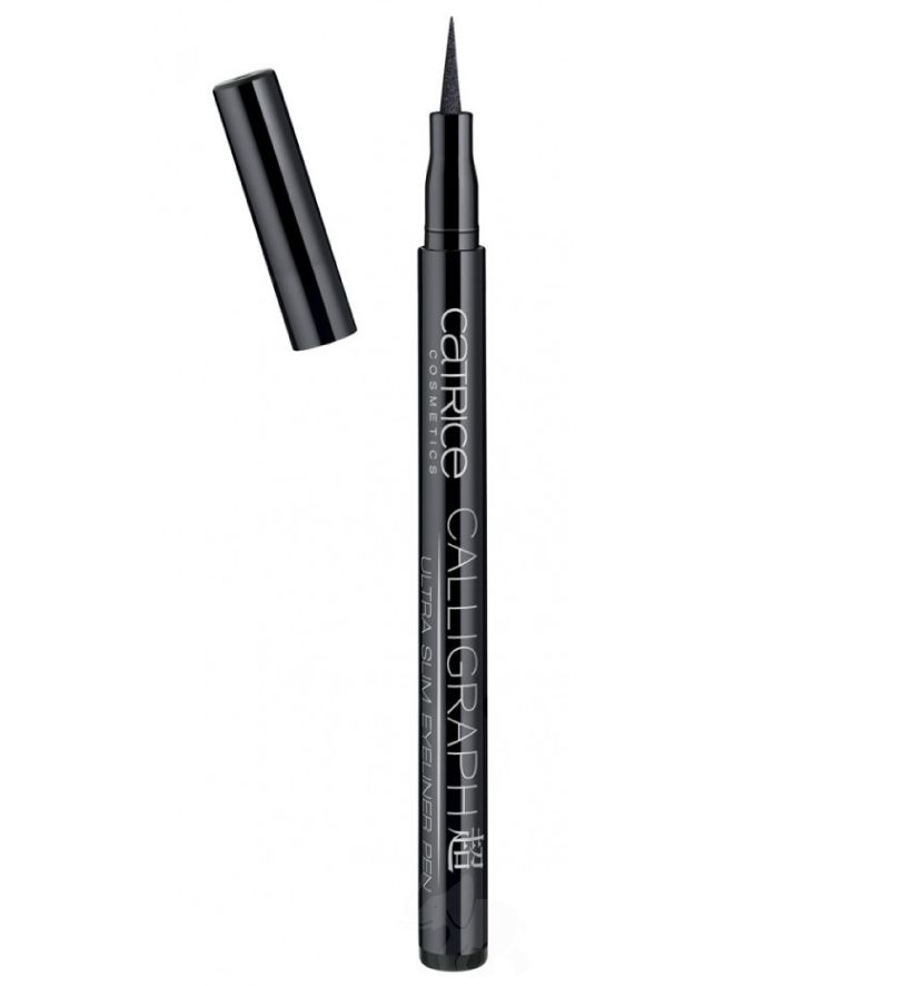 Catrice Calligraph Ultra Slim Eyeliner Pen Black 1 ml