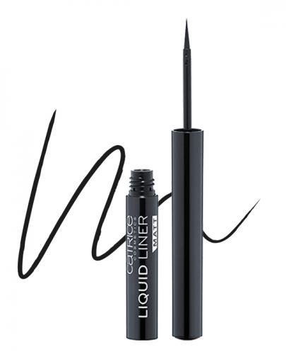 Catrice Liquid Liner Matt Black 1,7 ml