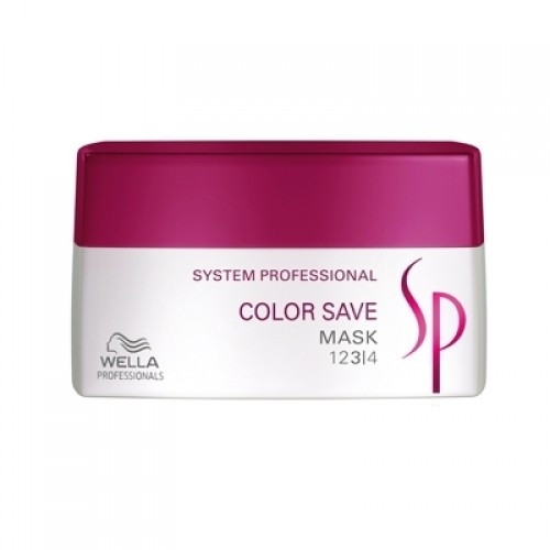 WELLA SYSTEM PROFESSIONAL Wella SP Color Save Mask 200 ml
