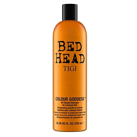TIGI TIGI Bed Head Colour Goddess Oil Infused Shampoo 750 ml