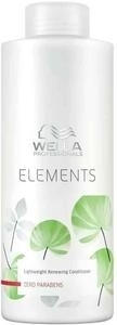 Melírované vlasy Wella Professionals Elements Lightweight Renewing conditioner 1000 ml