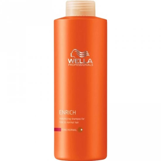 Wella Professionals Enrich Shampoo Fine / Normal 1000 ml