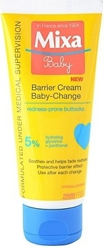 MIXA Mixa Baby Barrier Cream krém na zadoček 100 ml