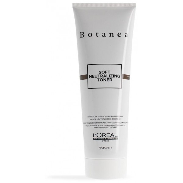 L'Oréal Professionnel Botanea Soft Neutralizing Toner 250 ml