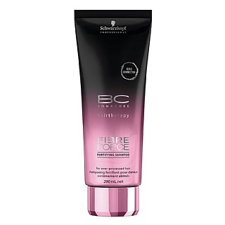 Schwarzkopf Professional BC Bonacure Fibre Force Fortifying Shampoo 200 ml
