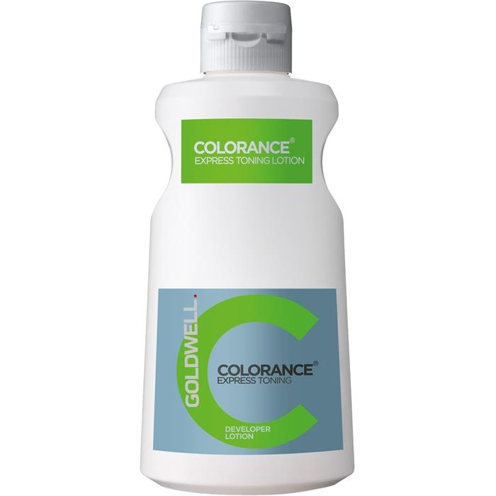 GOLDWELL Goldwell Colorance Express Toning Developer Lotion 1l