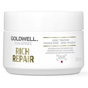 Vlasová poradňa  Goldwell Dualsenses Rich Repair 60sec Treatment 200 ml