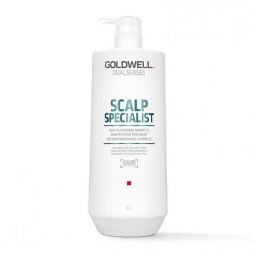 GOLDWELL  Goldwell Dualsenses Scalp Specialist Deep Cleansing Shampoo 1l