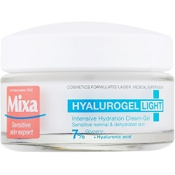 MIXA  Mixa HYALUROGEL LIGHT Cream-Gel 7 % 50 ml