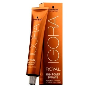 Akcia Schwarzkopf Professional Igora Royal High Power Browns 60 ml