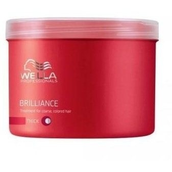 Wella Professionals Brilliance Mask Coarse 500 ml